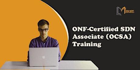 ONF-Certified SDN Associate (OCSA) 1 Day Training in Puebla entradas
