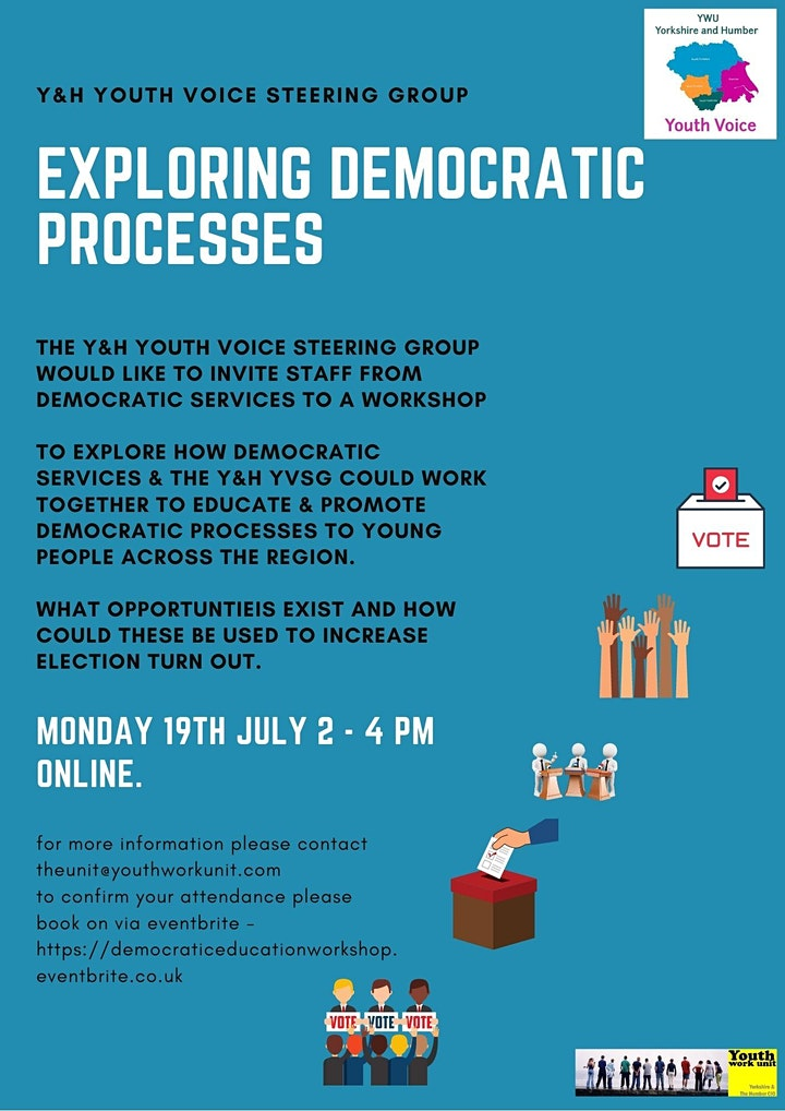 Democratic Services - contact sharing image