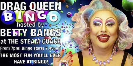 Balls Up Bingo! Live at The Steam Coach tickets
