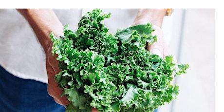 Vegetarian Cookbook Cook-Along tickets