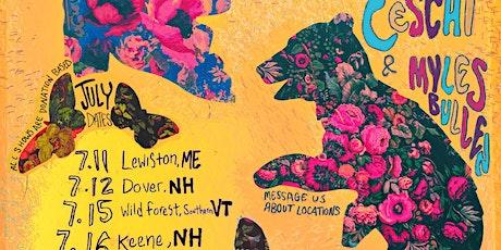 Backyard Concert Tour- Keene, NH tickets