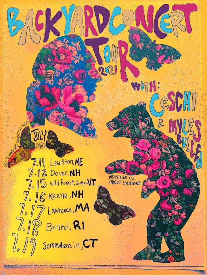 Backyard Concert Tour- Keene, NH image
