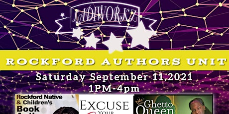 In Person & Virtual Rockford Authors Unit tickets