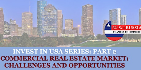 COMMERCIAL REAL ESTATE MARKET: CHALLENGES AND OPPORTUNITIES tickets