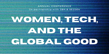 Women, Tech and the Global Good tickets