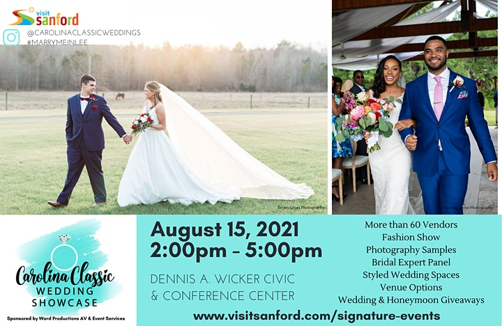 Carolina Classic Wedding Showcase image