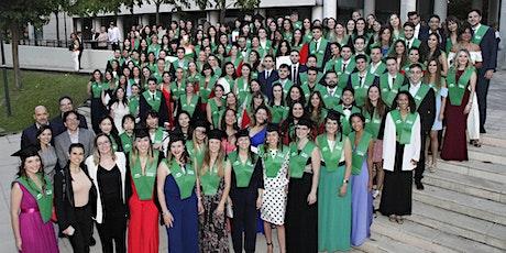 Graduació de Titulats/des de la Promoció 2021 de l'EUTDH UAB entradas