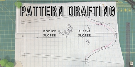 Virtual Sewing Class - Pattern Drafting a Bodice & Sleeve tickets