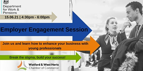 Employer Engagement - The Benefits of Working with Young People tickets