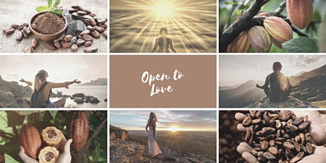 Sacred Cacao Ceremony - A Rainforest Heart Song tickets