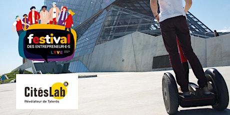 """Festival des Entrepreneurs - """"Fast & Idea"""" - Le circuit de la création ... billets"""
