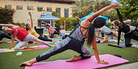 Pilates in Paradise at the Hilton West Palm Beach tickets