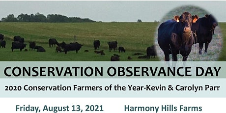 Conservation Observance Day tickets