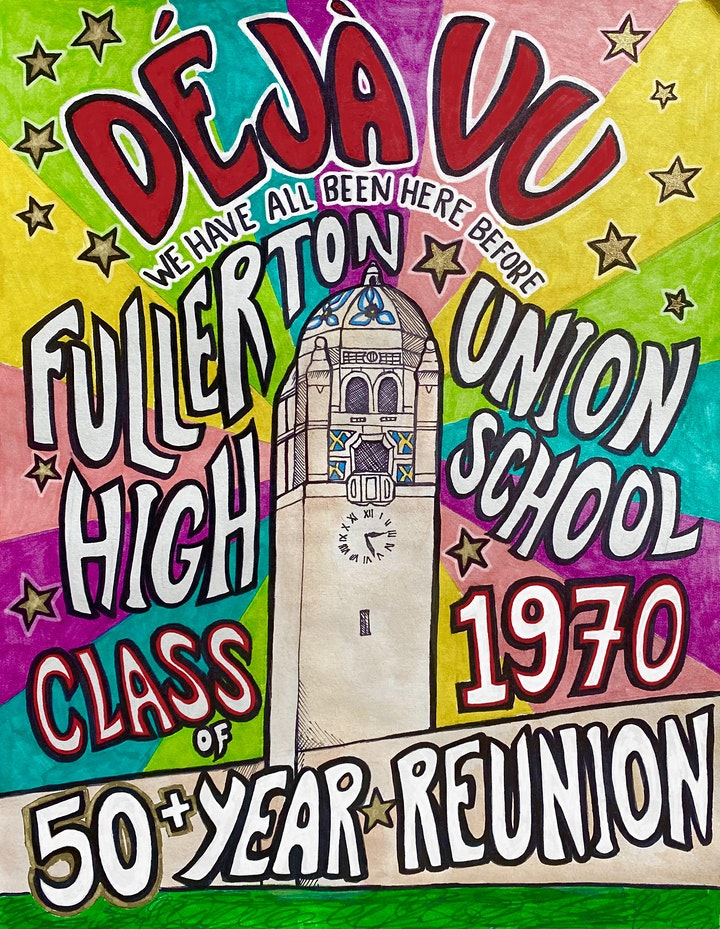 FUHS Class of 1970 50th Reunion image