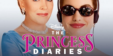 The Princess Diaries Trivia via Facebook LIVE tickets