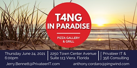 T4NG in Paradise tickets
