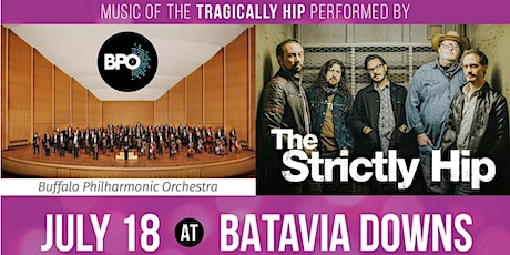 Buffalo Philharmonic Orchestra with The Strictly Hip tickets
