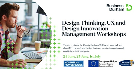 Design Thinking, UX and Design Innovation Management – DFIB Tickets