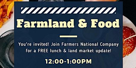 Farmland & Food tickets