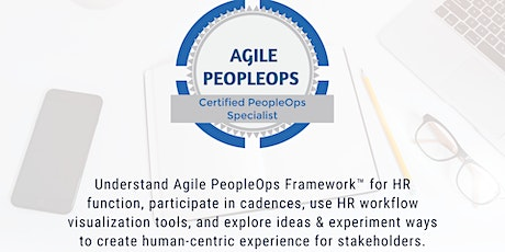 APF Certified PeopleOps Specialist™ (APF CPS™) | Sep 27 - 29, 2021 tickets