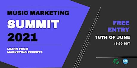 Music Marketing Summit ingressos