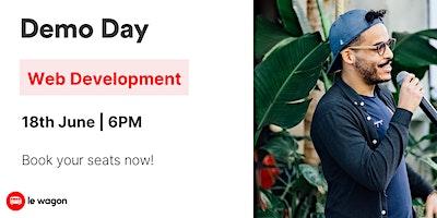 Le Wagon Demo Day - Web Development