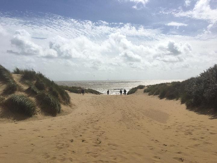 Beach & Breathe, Yoga @ Camber Sands image
