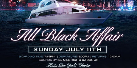 Flo & Carltons  5th ANNUAL YACHT PARTY (Grand Finale) tickets