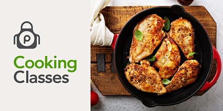 Big and Little Chef: Skillets and a Baking Dish tickets