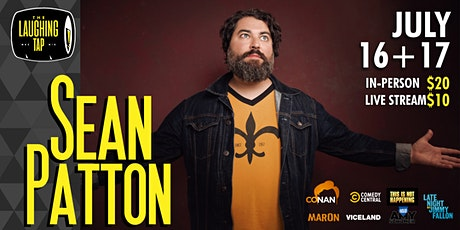 Sean Patton at The Laughing Tap tickets