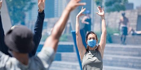 Healthy on the Hudson x lululemon Yoga tickets