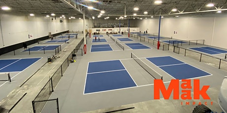 Maak Impact Pickleball Tournament for Charity tickets