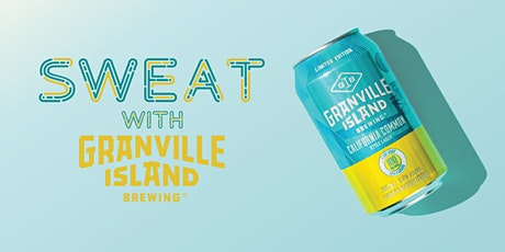 Sweat with Granville Island Brewing tickets