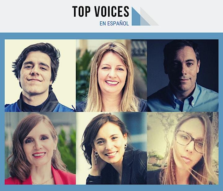 Imagen de TOP VOICES EN ESPAÑOL 2da Edición