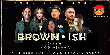 FREE VIP TICKETS - Long Beach Laugh Factory - 06/24 - Latino Night tickets