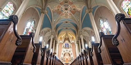 5 PM Vigil Mass (Quiet Mass) -  Twelfth Sunday in Ordinary Time tickets
