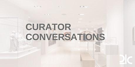 June Curator Conversations @ 21c Museum Hotel tickets