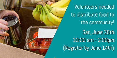 In-Person Volunteer Opportunity: River City Food Bank tickets