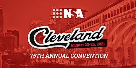 2021 NSA 75th Annual Convention tickets