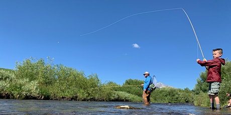 Gallatin Streamside Series: Youth Fly-Fishing tickets
