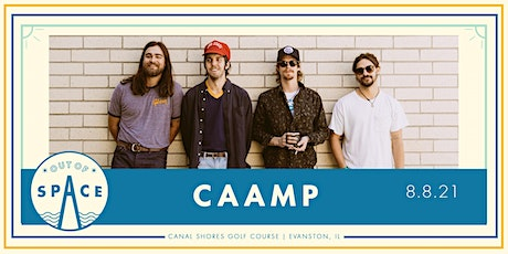 Out of Space 2021: Caamp at Canal Shores tickets