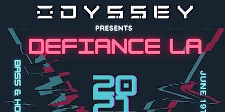 Odyssey Presents Defiance LA tickets