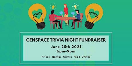 Genspace Trivia Night Fundraiser tickets
