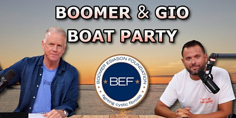 Boomer & Gio Boat Party tickets
