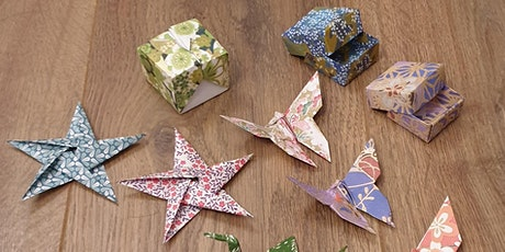 Introduction to Japanese Origami tickets