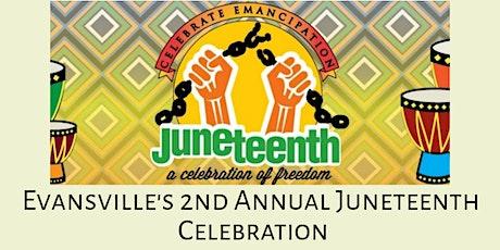 Evansville 2nd Annual Juneteenth Celebration tickets