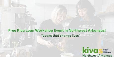 FREE West Fork Kiva Loan Workshop tickets