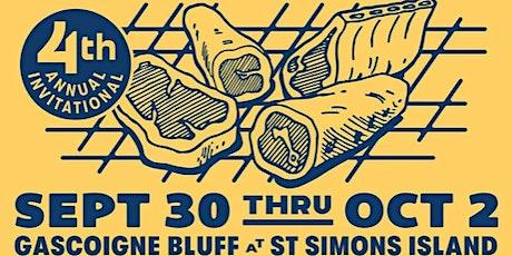 FIREBOX - BBQ ON THE BLUFF tickets