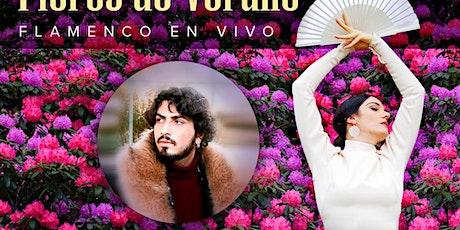 Flores, Flamenco en Vivo Portland 2nd show tickets