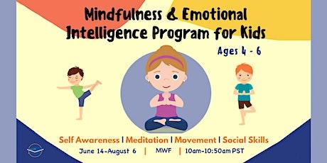 Mindfulness & Emotional Intelligence (Pre-K - 1st) biglietti